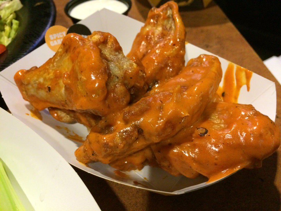 Wings, Traditional, Snack, Spicy Garlic $9.49