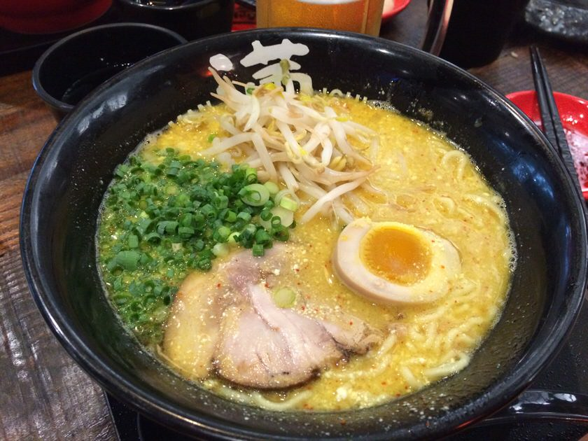 Creamy Curry Ramen $11.00