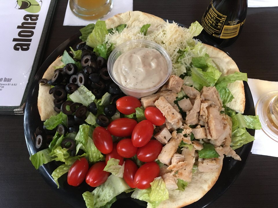 Chicken Caesar Salad $9.00