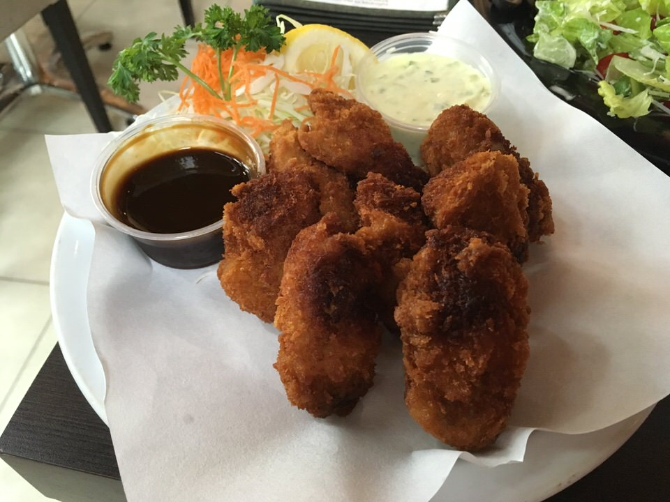 Fried Oyster $7.65