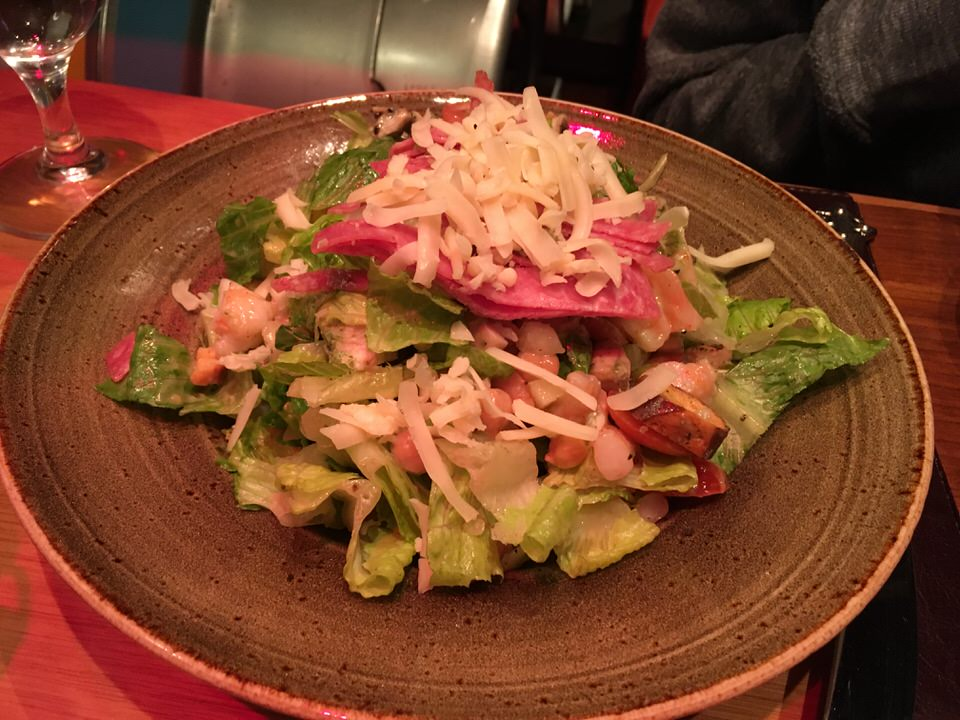 Pub Chopped Salad $19