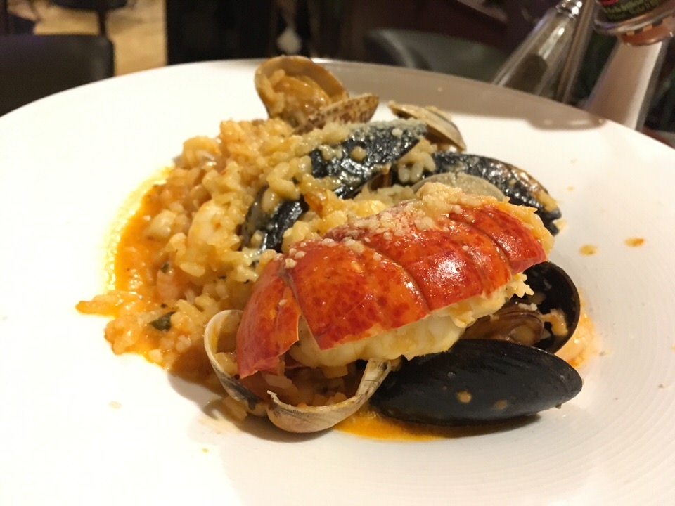 Seafood Risotto $36