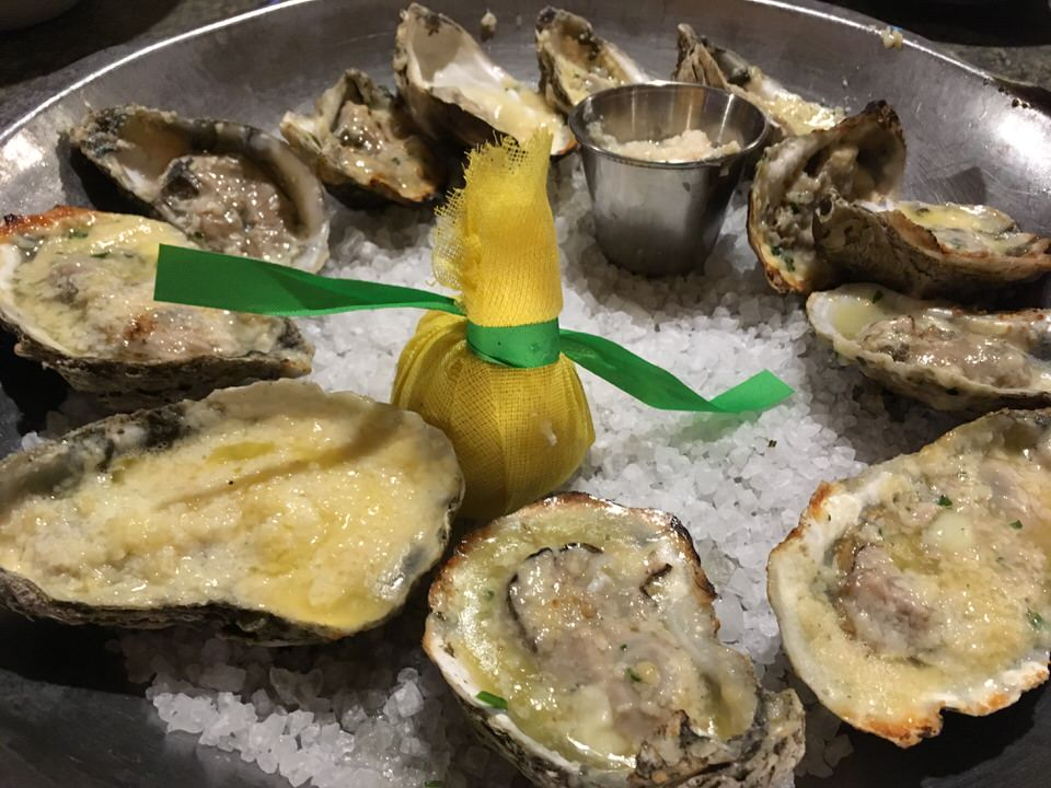 Grilled Oyster 1ダース $29