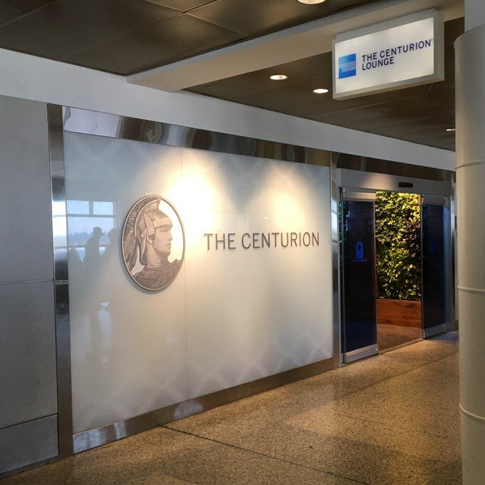 The Centurion Lounge Seattle